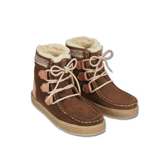 Laidbacklondon Ethnic Trendy ethnic-style boots, traditionally handmade.
