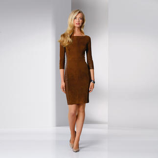 Marianne Vanderwilt Stretch Leather Dress The exceptionally classy leather dress. Elegant, not rock n'roll. Cognac not black.
