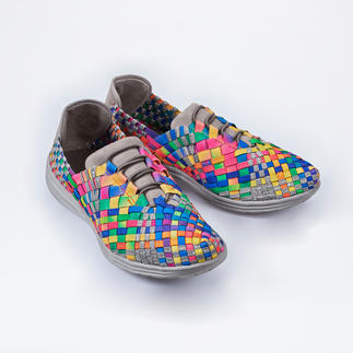 Bernie Mev. Plaited Sneakers Fashionable summer sneakers that cannot get any more comfortable, lightweight and airy.