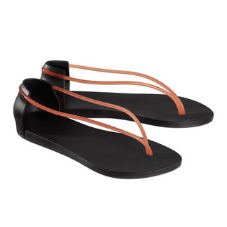 "Ipanema Sandals ""Philippe Starck Design"" Incredibly stylish beach sandals with minimal aesthetic."