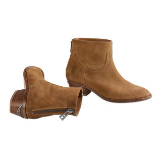 Zadig & Voltaire Boots Short cowboy boots are becoming popular, but at Zadig & Voltaire they've already proven to be indispensable.