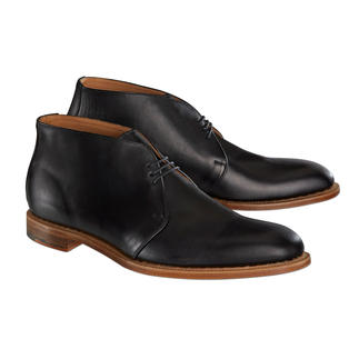 Calf Leather Lace-Up Shoes Handmade from the finest calf leather.