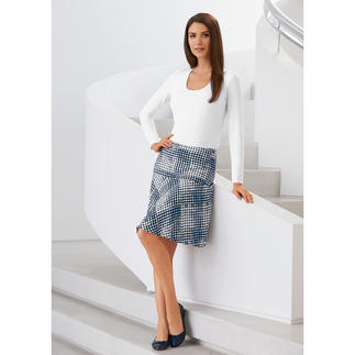 Michèle Travel Skirt The ideal skirt for travelling and for everyday wear.