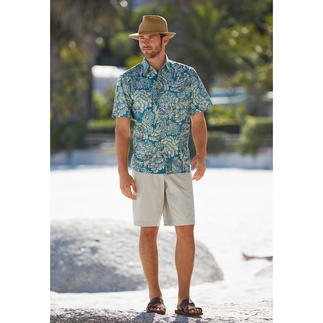"Reyn Spooner Hawaii Shirt ""AKO'AKO'A"" Buy your Hawaiian shirt in Hawaii, or ..."