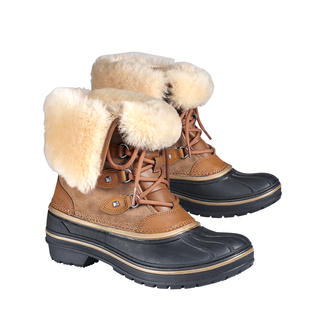 Crocs™ Women's or Men's  Winter Boots Even in winter don't go without the comfort of your beloved Crocs™.