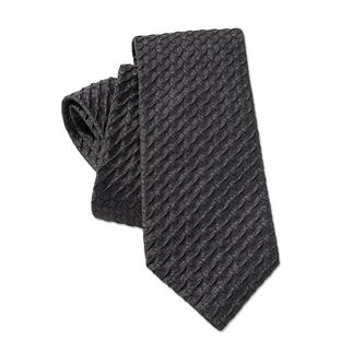 Ascot Textured Tie The 3D tie with calendered texture. Made of 100% silk. Hand-made by Ascot, Krefeld.
