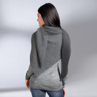 Johnstons Cashmere Shawl A fashion investment that pays off. Versatile fashion accessory with the potential to become a classic.