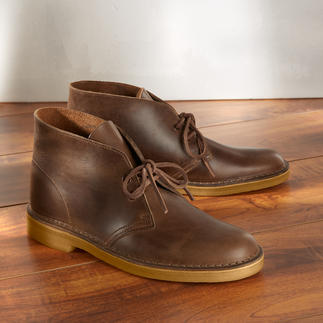 "Clarks Desert Boot ""Chromexcel"" A cult classic for more than 65 years – now made from robust,