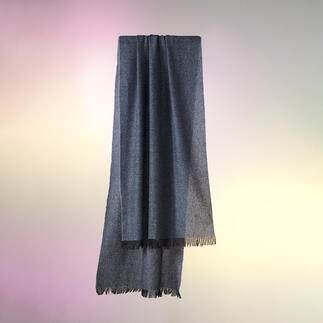 Pashmere Cashmere Scarf One of the lightest yet warmest pashmina scarves in the world. The finest, ultra-thin 2-ply cashmere.