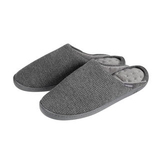 PillowStep™ Slippers For more support in slippers: The patented PillowStep™ footbed made of memory foam.