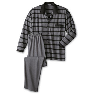 Gentlemen's Pyjamas Perfect, even if the postman arrives unexpectedly. Made of soft cotton jersey.
