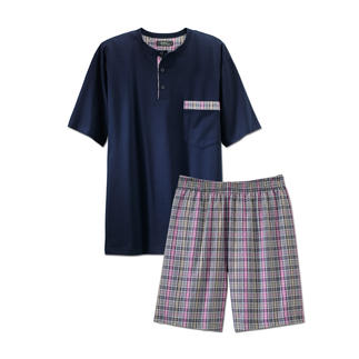 Favourite Pyjamas No.15 Pure cotton, neatly processed, made in Germany.