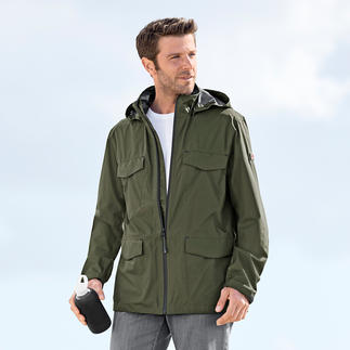 """Aigle Functional Men's Jacket """"Ultra Light"""" The featherweight functional jacket. The breathable, water and windproof 2.5-layer system from Aigle, France."""