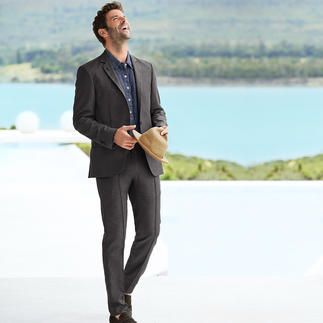 Karl Lagerfeld Holiday Suit Jacket or Trousers Business look with a holiday feel. The lightweight summer suit by Karl Lagerfeld.
