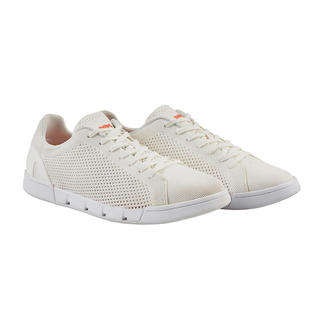Swims Wash&Wet Sneakers White sneakers that are always clean. Machine washable. Saltwater-resistant. Quick-drying. By Swims/Norway.