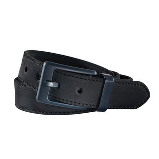Stefano Corsini Fast Track Belt Entirely metal-free: Avoid the hassle of constantly removing (and then putting on again) your belt.