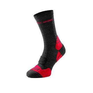 Organic Merino Wool Sport Socks The best of both worlds: High-performance sports socks – but made from organic Merino wool.