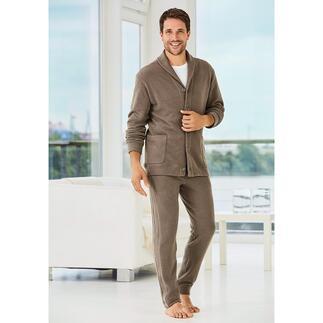 Zimmerli Gentleman's Homesuit The homesuit for gentlemen: Italian jersey. Elegant cut. Stylish details. From Zimmerli.