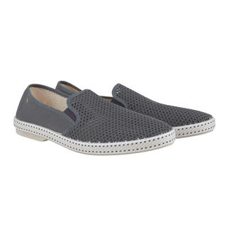 Rivieras Summer Loafer Easy to match. Sturdy enough for the city. And a treat for your feet. By Rivieras.