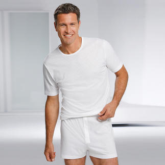 Timeless Underwear, Set of 2 Classic white –  but nonetheless appealing. Premium men's underwear with availability guarantee.