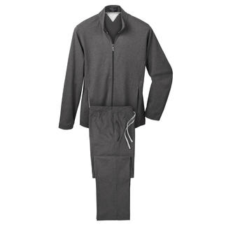 Loungewear Suit Fit for training. Classy for the spontaneous visit. Comfy on the couch. One suit. Very comfortable.