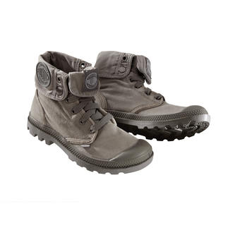 Palladium Canvas Boots Enduring design. Indestructible quality. Cult status since 1947. Now fashionable again: Palladium boots.