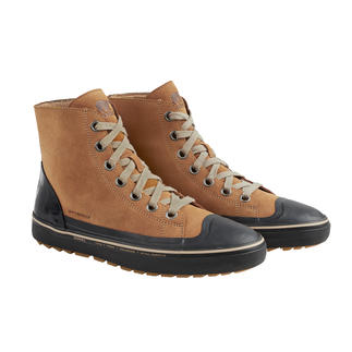 Sorel Waterproof Basketball Sneakers Soft and warm on the inside. Waterproof against rain and snow on the outside.