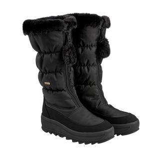 Pajar® quilted boots Today après-ski, tomorrow a city stroll: The slim snow boot with high fashion potential.
