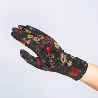 Ixli Gloves Cheerfully colourful instead of plain and boring. Fleece and velvet gloves by Ixli, France.