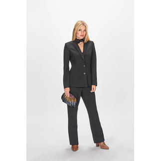 The Pure Barbara Schwarzer Business Blazer and Trousers Versatile mix and match. Crumple- and crease-resistant. Even washable. By The Pure Barbara Schwarzer.