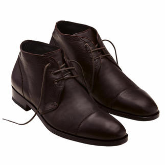 Piaceri Lace-Up Boots Rare: Hand-crafted, comfortable and modern.