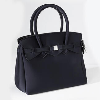Ultralight Bag Classic look, innovative material, fashionable design: This ultra-light handbag weighs only 380g (13.4 oz).