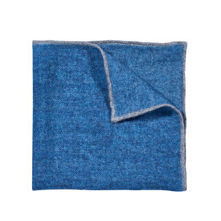 Pellens & Loick Cashmere Pocket Square Probably your most casual (and maybe most sophisticated) pocket square made of finest cashmere.