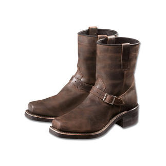 """Dayton Boots """"Confederate"""" At long last – now available in Europe. The favourite boots of US stars. Handmade in Vancouver since 1946."""