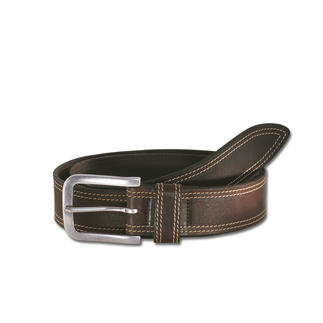 Tuscan Leather Belt Tanned and refined in Tuscany.