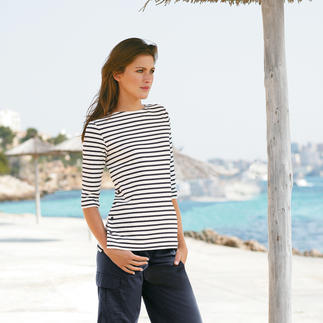 Brittany Microfibre Shirt The Brittany shirt made of Meryl®: Figure flattering cut, super comfy and easy to care for.