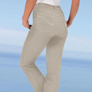 Magic-Jeans, Sand These Magic-Jeans shape your figure like a corset – and are still extremely comfy.