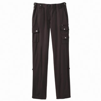 "Aigle Cargo ""Chocolate"" Functional, versatile outdoor trousers – that are affordable. By Aigle. Fast-drying. Breathable. Super light."