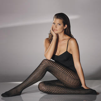 8% Cashmere Tights Woollen tights with cashmere and silk. Beautifully soft, warm and elegant.