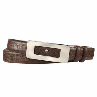 Clasp Belt No kinks. No scratches.