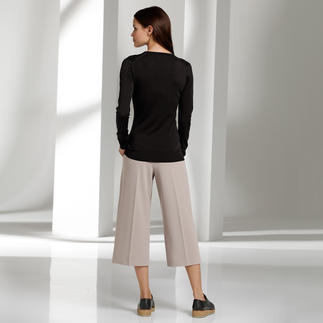 Seductive Culottes Tricky culottes in a new, easy-to-wear design.