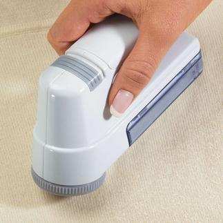 Lint Remover With the Lint Remover you'll remove pilling knots in a flash.
