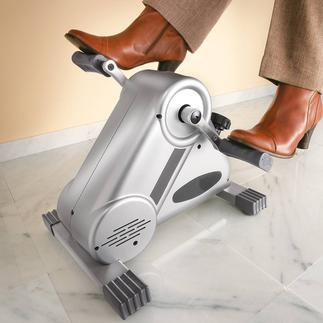Pedal Exerciser Quiet and smooth: Pedal Exerciser with patented magnetic brake system. For legs and arms.