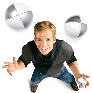Juggling Set Learn to juggle in minutes.