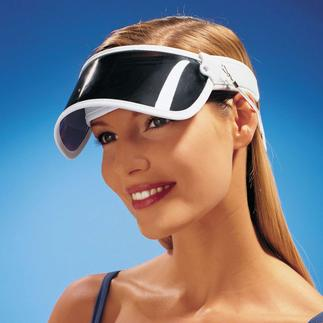 Sun Visor Tried and tested at the Sydney Olympics.