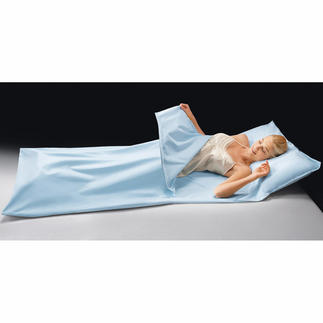 Mite-Proof Travel Sleeping Bag At last a dustmite proof sleeping bag. Perfect for people with allergies.