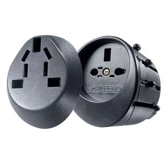 Swiss World Adaptor Compact, handy and easy to use.