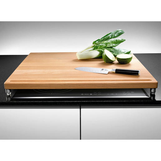 Buy beech cover chopping board 3 year product guarantee for Protection murale plaque de cuisson