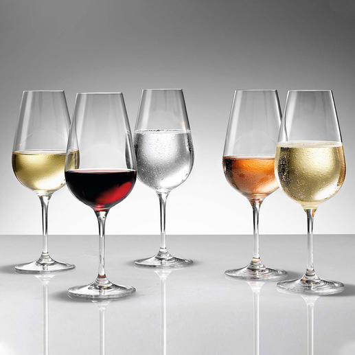 Steger Glass Magnum, 245mm high (9 2/3'') Designed by professional sommelier Peter Steger.