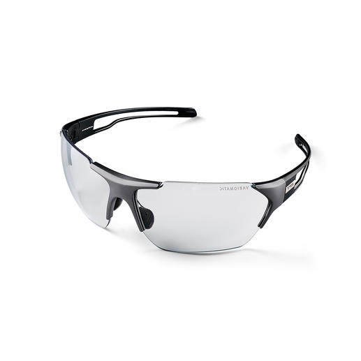 uvex Variomatic Sunglasses Sunglasses for any light. For biking, skiing, skating, driving. Scratch resistant &  won't fog up.